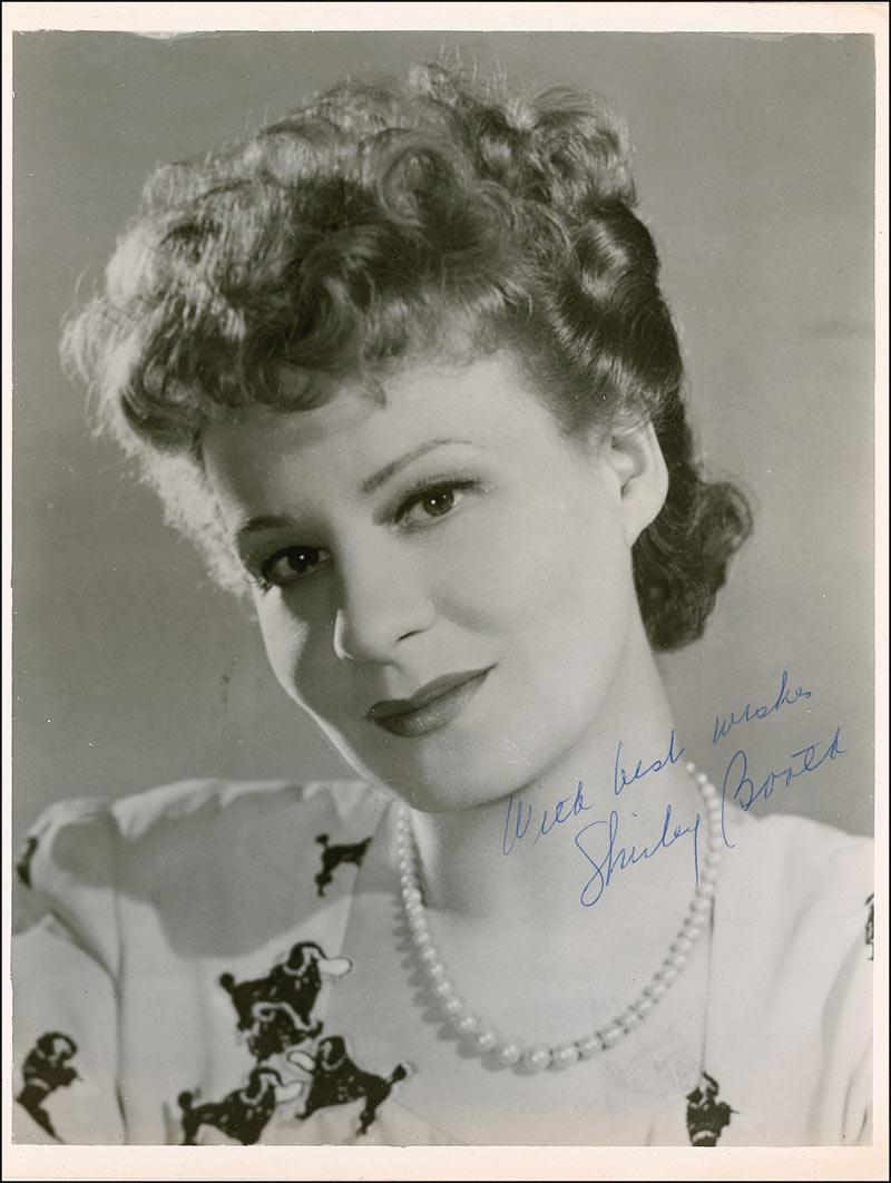 Shirley Booth broadway