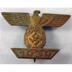 Ww2 German Nazi 1St Class Clasp To The Iron Cross
