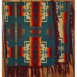 "Early Pendleton Wool Blanket - Approx. 66"" X 60"""