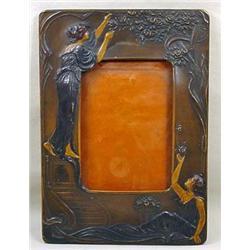 Vintage Art Nouveau Frame - Bakelite Style - Appro