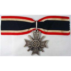 Ww2 German Nazi Knights Cross To The War Merit Cro