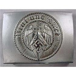 Ww2 German Nazi Hitler Youth Enlisted Man'S Belt B