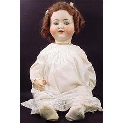 Antique Simon Halbig German Character Baby Doll -