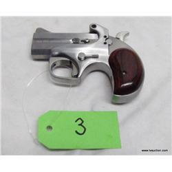 Bond Arms TX Defender .45/410 Break Action Pistol