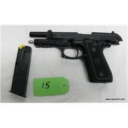 Taurus PT92AF 9mm Semi Auto Pistol