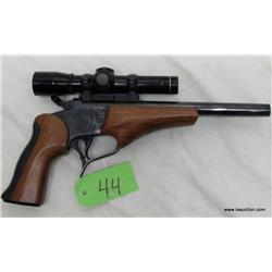 Thompson Center Arms .22LR Break-A Pistol +Scope