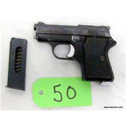 Titan .25cal Semi Auto Pistol