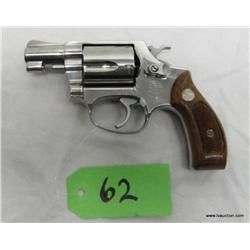 Smith & Wesson 38 Special 5-Shot Revolver