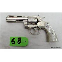 COLT Python 357 Mag 6-Shot Revolver w/Case