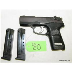 Ruger P95DC 9mm Semi Auto Pistol