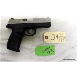 Smith & Wesson SW9V 9mm Semi Auto Pistol