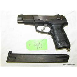 Ruger P89 9mm Semi Auto Pistol