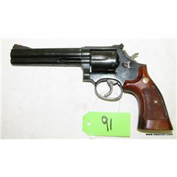 Smith & Wesson 357 Magnium Revolver