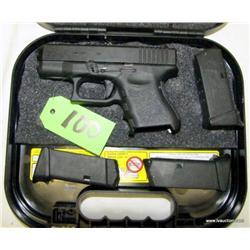 GLOCK 27 .40cal Compact Semi Auto Pistol