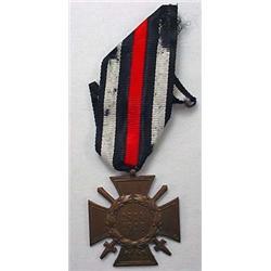 Ww1 German Honor Cross Medal