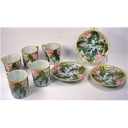 Lot Of Vintage Cups And Saucers - Unmarked - 3 Com