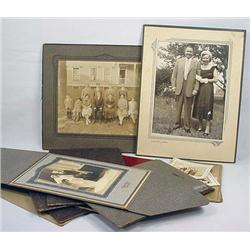 Lot Of Vintage Photos - Incl. Weddings