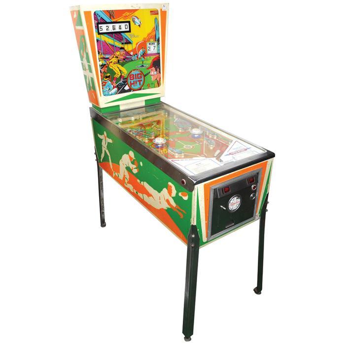 coin flip machine