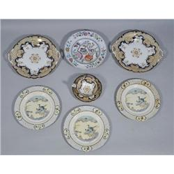 A Miscellaneous Collection of Continental Porcelain.