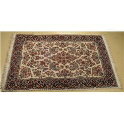 A Sino Persian Wool Rug.