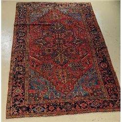 An Antique Persian Wool Rug.