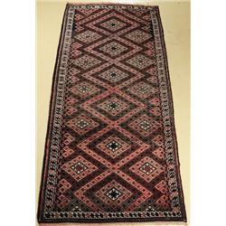 A Semi Antique Baluch Wool Runner.