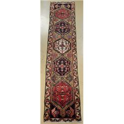 A Persian Azari Wool Runner.