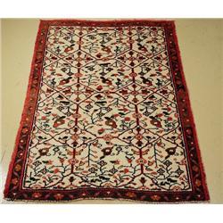 An Antique Turkish Wool Rug.