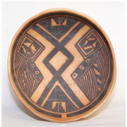Jeddito style bowl