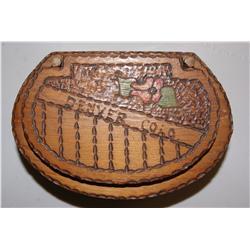 Colorado prison jewelry box