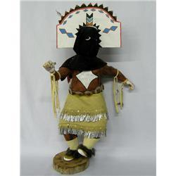 Vintage Hopi/Apache Gan Dancer Kachina