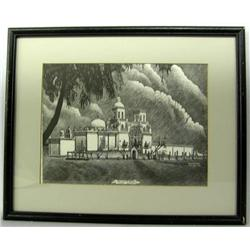Signed Limited Edition Print By Art Hutchinson
