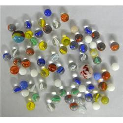 Collection Of Marbles 2 Shooters
