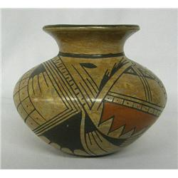 Vintage Mata Ortiz Polychrome Pottery By R Quezada