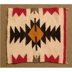 Navajo Traditional Design Rug