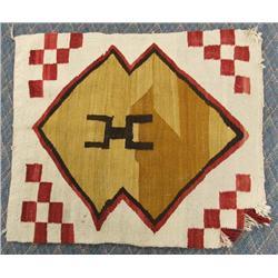Vintage 1920s Navajo Rug Measures