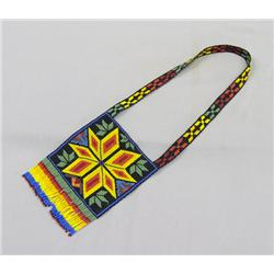 Huichol Indian Beaded Necklace