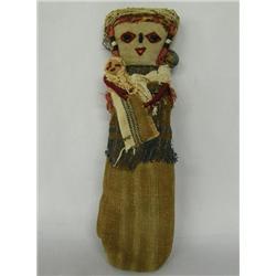 Peruvian Cloth Doll
