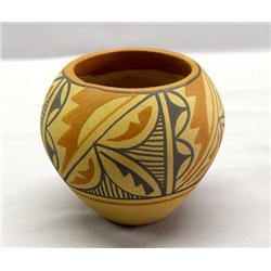 Vintage Jemez Pottery By H Baca