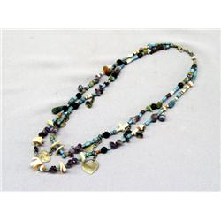 Navajo 2 Strand Mother In Law Necklace