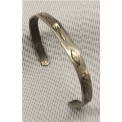 Vintage Navajo Childs Bracelet