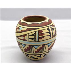 Vintage Jemez Pottery By Chinana