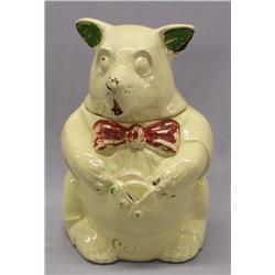 Vintage USA Bear Cookie Jar