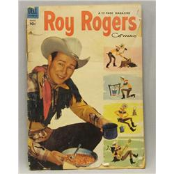 Vintage Roy Rogers Comic Book Volume 1 No. 75