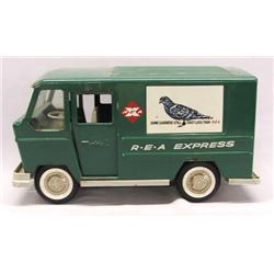Original Buddy L REA Express Metal Toy Truck