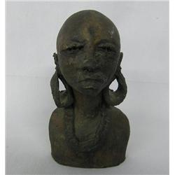 1975 African Pottery Sculpture