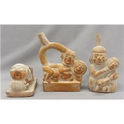 Ceramic Ethnic Erotic Pipes Plus