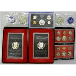 8 Dated Proof Sets