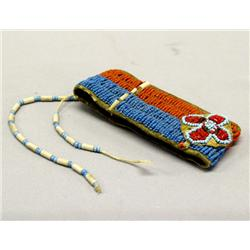 Vintage Native American Beaded Arm Band
