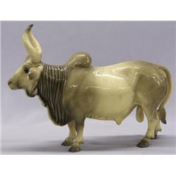 Brahma Bull Figurine